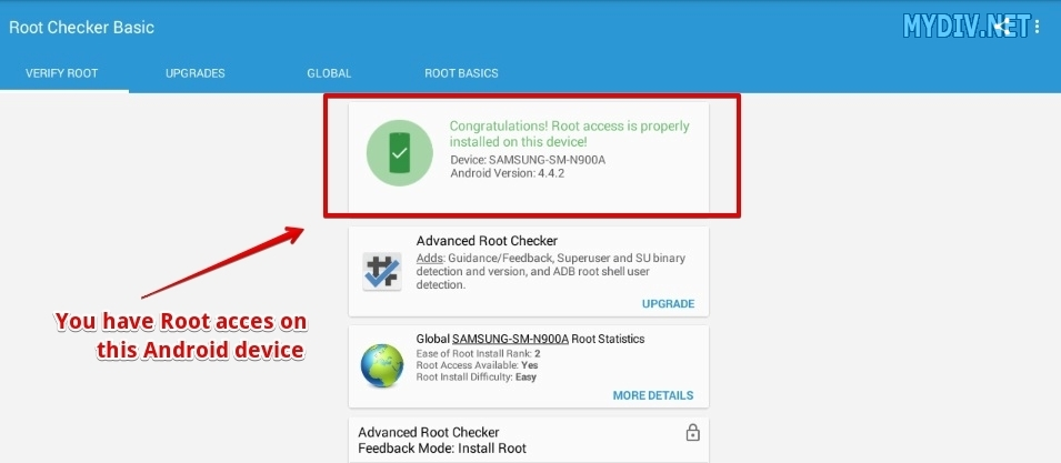 How to clear hosts file on Android device